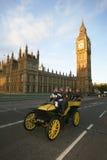 2014, Londra a Brighton Veteran Car Run Fotografie Stock Libere da Diritti