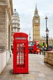 Londra centrale, Inghilterra Fotografia Stock Libera da Diritti