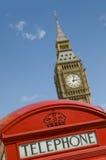Londra chiamare Fotografia Stock Libera da Diritti