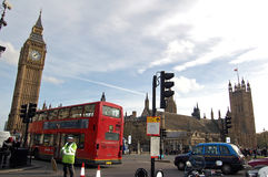 Londra classica Immagine Stock Libera da Diritti