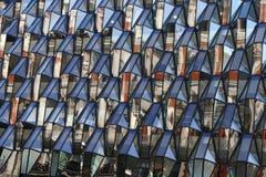 Londra contemporanea Fotografia Stock Libera da Diritti