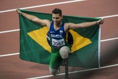 Londra 2012 giochi paralimpici Fotografia Stock