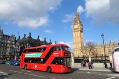 Londra grande Ben Immagine Stock