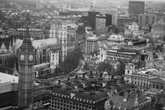 Londra, grande Ben Immagine Stock Libera da Diritti