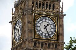 Londra grande Ben Fotografia Stock