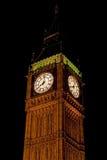 Londra - grande Ben Fotografie Stock Libere da Diritti