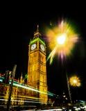 Londra grande Ben fotografie stock libere da diritti