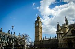 Londra grande Ben Fotografie Stock