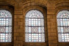 LONDRA, il Regno Unito, museo di storia naturale - costruzione e dettagli Immagini Stock Libere da Diritti