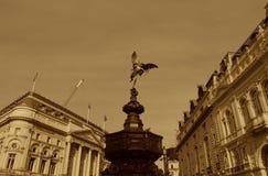 Londra la capitale dell'Inghilterra Fotografia Stock Libera da Diritti