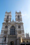 LONDRA - 13 MARZO: Esterno dell'abbazia di Westminster a Londra marzo Immagine Stock Libera da Diritti