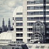 Londra moderna Fotografie Stock