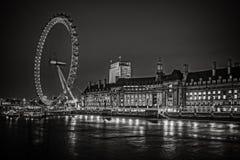 Londra monocromatica Fotografia Stock