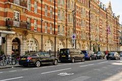 Londra, Regno Unito Fotografie Stock Libere da Diritti