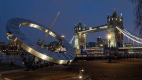Londra, Regno Unito - 26 dicembre 2018: Ponte della torre immagini stock libere da diritti