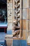 LONDRA, Regno Unito, museo di storia naturale Fotografie Stock