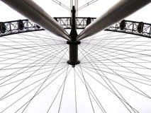 Londra - una visione differente dell'occhio Fotografia Stock