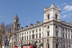 Londra Westminster Fotografia Stock Libera da Diritti