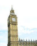 Londra Westminster grande ben Fotografia Stock