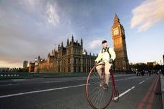 2014, Londres à Brighton Veteran Car Run Images stock