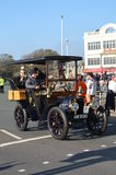 Londres à la course 2015 de voiture de Brighton Veteran Photographie stock libre de droits