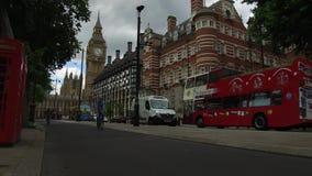 Londres almacen de metraje de vídeo