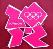 Londres 2012 Fotografía de archivo libre de regalías
