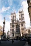 Londres, abadia de Westminster Fotografia de Stock Royalty Free