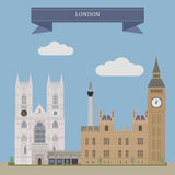 Londres, Angleterre illustration stock