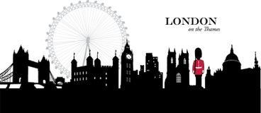 Londres, Angleterre illustration stock