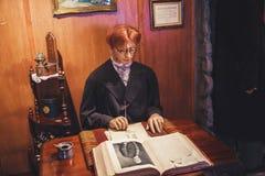 LONDRES - 24 AOÛT 2017 : Le musée de Sherlock Holmes est localisé images stock