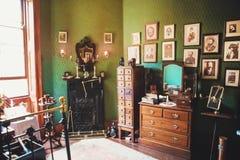 LONDRES - 24 AOÛT 2017 : Le musée de Sherlock Holmes est localisé photo libre de droits