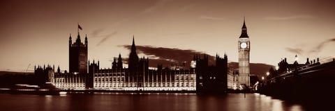 Londres au crépuscule Photographie stock libre de droits