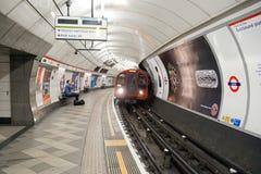 Londres au fond Image stock
