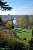 Londres Autum, Richmond Park imagen de archivo libre de regalías
