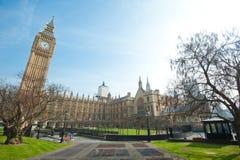 Londres Ben grande Imagens de Stock Royalty Free