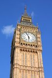 Londres Ben grande Foto de Stock Royalty Free