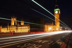 Londres Ben grande Fotografía de archivo
