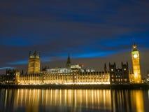 Londres Ben grande Imágenes de archivo libres de regalías