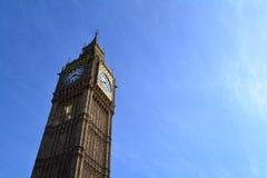 Londres Ben grande Fotos de archivo