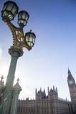 Londres - Big Ben y Westminster Imagen de archivo libre de regalías