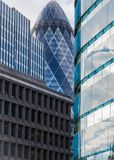 Londres - capital BRITÂNICO fotografia de stock