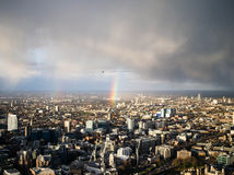 Londres centrale est Image libre de droits
