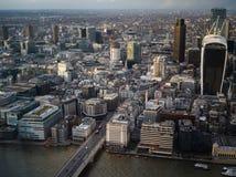 Londres centrale est Photographie stock libre de droits