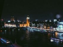 Londres chamada fotografia de stock