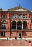 Londres: construção histórica de associação de remo do verão Fotos de Stock Royalty Free