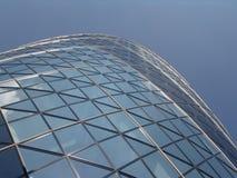 Londres de construção moderna Foto de Stock Royalty Free
