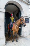 LONDRES - 30 DE JULHO: Reis Tropa Real Cavalo Artilharia em Whitehal Imagens de Stock