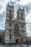 LONDRES - 30 DE JULIO: Vista de la catedral de Westminster en Londres en Ju Fotos de archivo