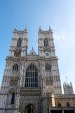 LONDRES - 13 DE MARÇO: Exterior da abadia de Westminster em Londres em março Imagem de Stock Royalty Free